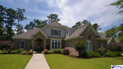Florence County Single Family Home Uc/Show For Back Up: 608 Calumet Court