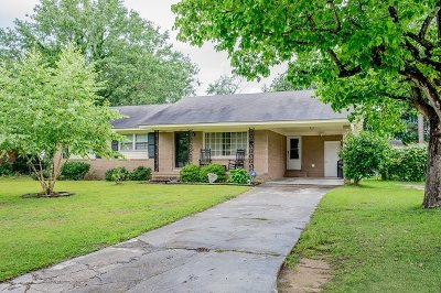 Florence Single Family Home For Sale: 2116 Cambridge Drive