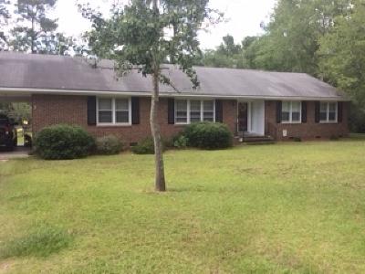 Kingstree Single Family Home For Sale: 124 Juanita Street