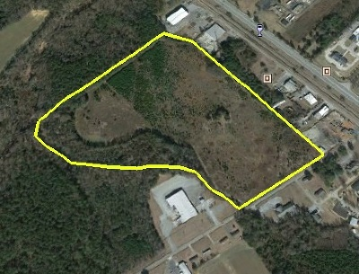 Commercial Lots & Land For Sale: Pisgah Road