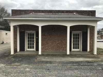 Florence, Flrorence, Pamplico Commercial For Sale: 116 Kuker St