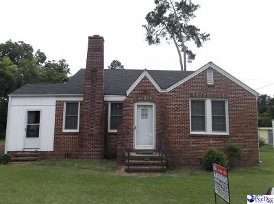 Latta Single Family Home For Sale: 109 Zelle St.
