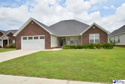 Single Family Home Uc/Show For Back Up: 3446 Sweetgrass Drive