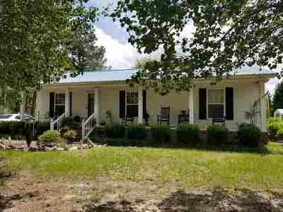Bennettsville Single Family Home For Sale: 129 Dorothy Lane