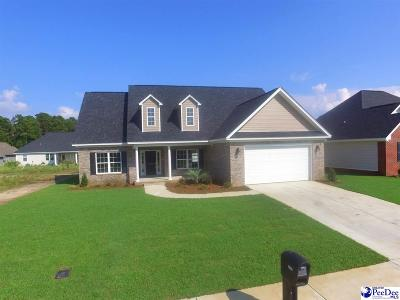 Florence SC Single Family Home For Sale: $207,000