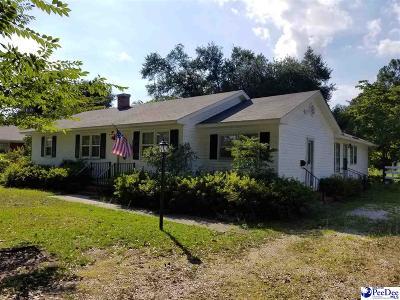 Bennettsville Single Family Home For Sale: 404 Center Street