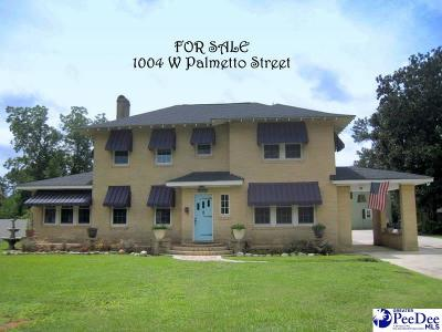 Single Family Home Sold: 1004 W Palmetto Street