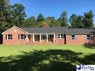 Florence Single Family Home For Sale: 3413 S Irby Street