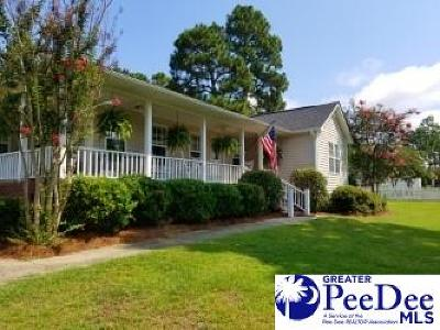 Hartsville Single Family Home Uc/Show For Back Up: 944 Huntington