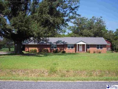 Latta Single Family Home For Sale: 1329 Bethel Road