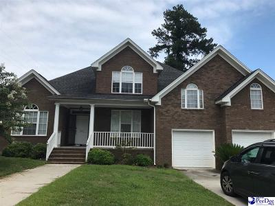 Florence Single Family Home For Sale: 602 Trilliun Court