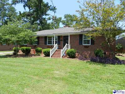 Florence Single Family Home New: 2109 Hart Road