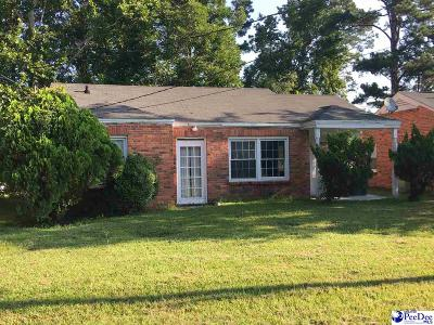 Florence Single Family Home For Sale: 1621 King Ave.