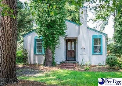 Florence Single Family Home New: 1401 King Ave