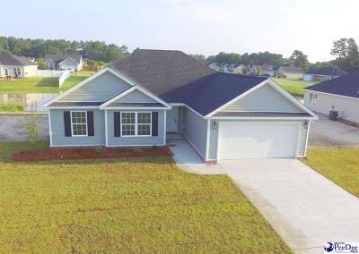 Florence County Single Family Home New: 3029 Thornberry Drive