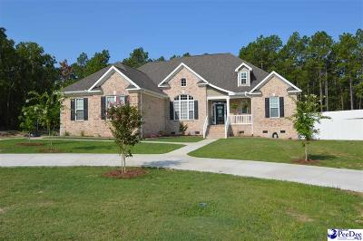 Hartsville Single Family Home Uc/Show For Back Up: 1326 Windy Hill Drive