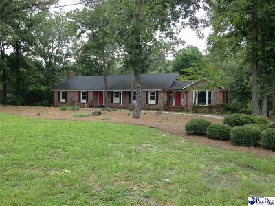Hartsville Single Family Home For Sale: 376 Brookwood Drive
