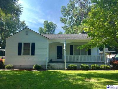 Florence SC Single Family Home For Sale: $105,000