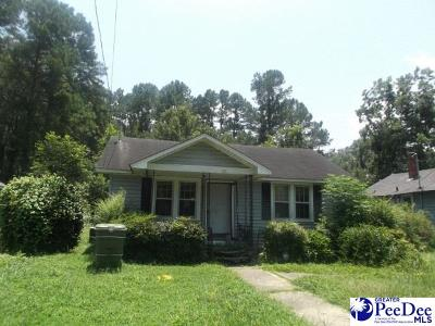 Latta Single Family Home For Sale: 207 Edwards Street