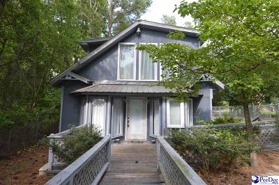 Hartsville Single Family Home For Sale: 9 Helms Road