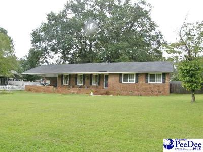 Single Family Home For Sale: 106 Calhoun Drive