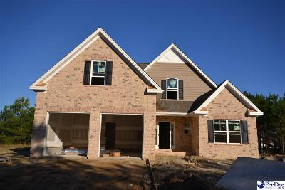 Florence SC Single Family Home For Sale: $287,500