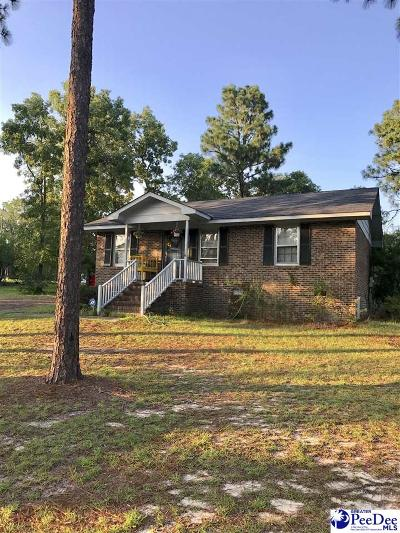 Hartsville Single Family Home Uc/Show For Back Up: 1180 Hoffman Road