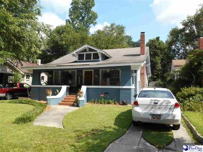 Florence Single Family Home For Sale: 309 Parkview