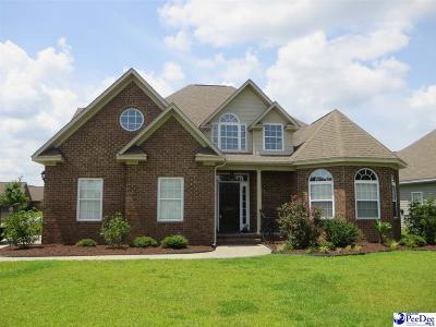 Florence Single Family Home New: 2241 New Forrest Drive