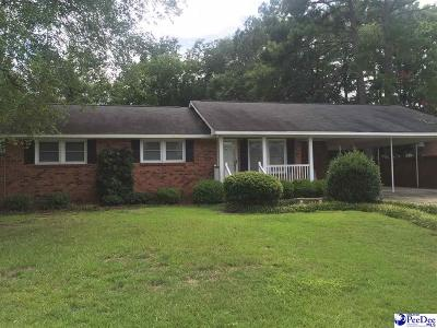 Darlington Single Family Home For Sale: 485 Anderson Drive