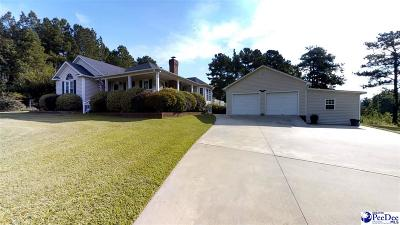 Hartsville Single Family Home For Sale: 3671 Middendorf Road