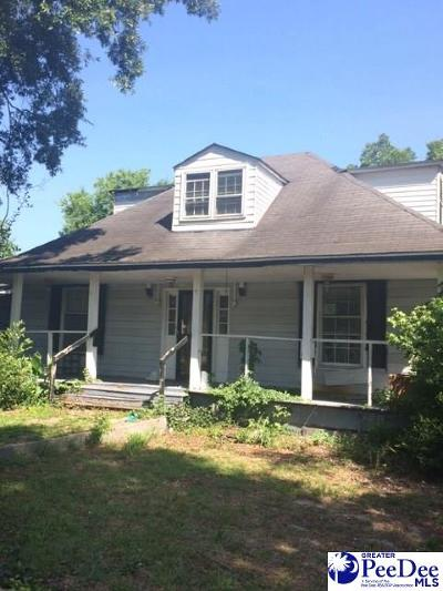 Hartsville Single Family Home Active-Price Change: 712 Legacy Street