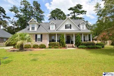Florence SC Single Family Home Sold: $277,000