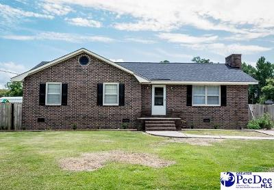 Hartsville Single Family Home For Sale: 537 Harlington