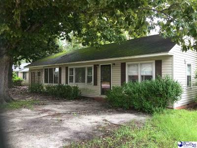 Hartsville Single Family Home For Sale: 1060 Morton Circle