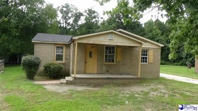S SC Single Family Home For Sale: $18,500