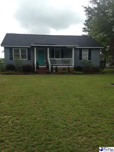 Hartsville Single Family Home Uc/Show For Back Up: 317 Liberty Hill