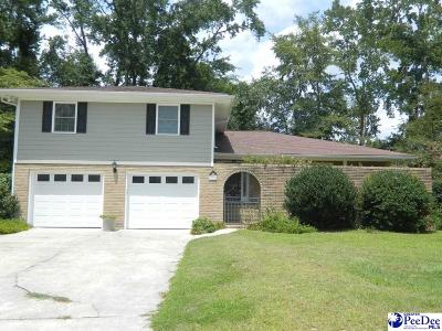 Florence Single Family Home Uc/Show For Back Up: 951 Cardinal Circle