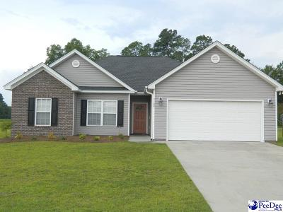 Florence SC Single Family Home New: $145,000