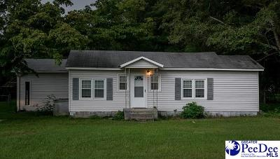 Darlington County Single Family Home For Sale: 711 N Main Street