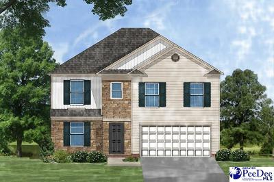 Effingham SC Single Family Home Uc/Show For Back Up: $208,622