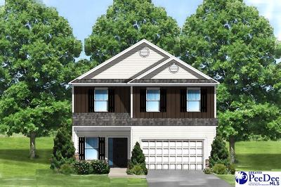 Effingham SC Single Family Home Uc/Show For Back Up: $176,928