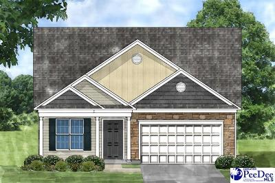 Effingham SC Single Family Home Uc/Show For Back Up: $183,634