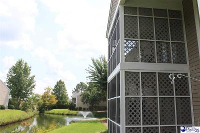 Florence Condo/Townhouse Uc/Show For Back Up: 1414 Golf Terrace, #8