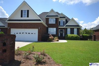 Florence SC Single Family Home New: $284,500