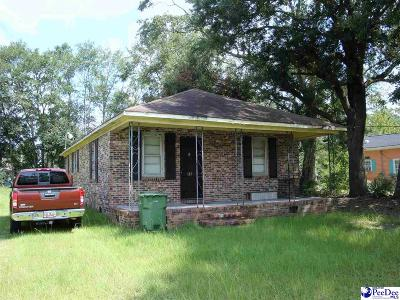 Johnsonville SC Single Family Home New: $49,900