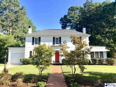 Florence Single Family Home For Sale: 1003 Jackson Avenue