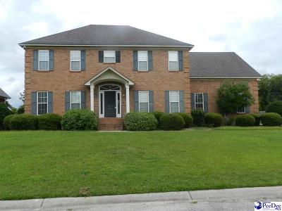 Florence SC Single Family Home New: $293,000