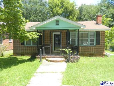 Florence Single Family Home For Sale: 502 Howard Street
