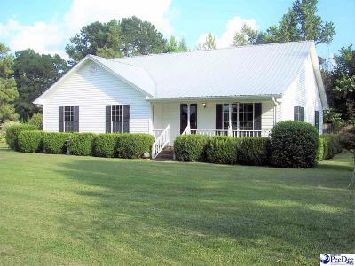 Dillon SC Single Family Home For Sale: $142,500